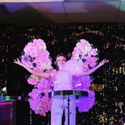 Magic Kristar Bubble Show for kids party
