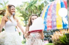bubbles show Bubble show for kids party
