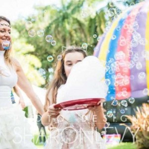 bubble show for kids party